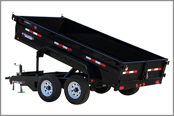 Dump Trailer For Sale in NH