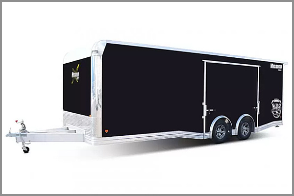Enclosed Car Trailer Sales NH MA