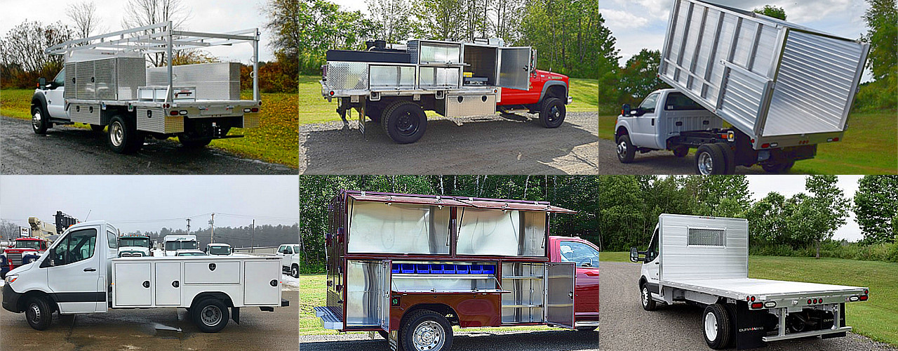 Customized Truck Bodies Southern New Hampshire