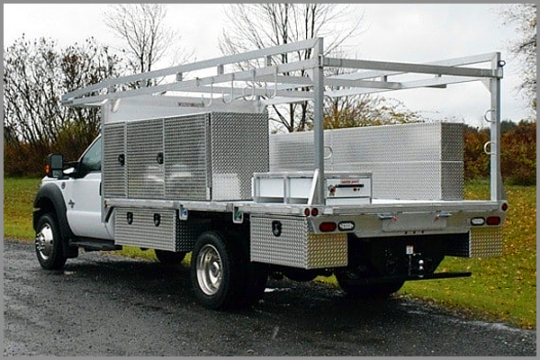Customized Truck Bodies Sales NH MA